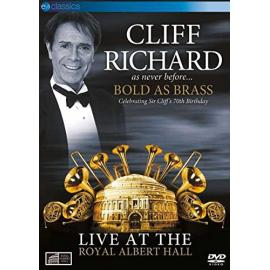 Bold As Brass - Live At The Royal Albert Hall - Cliff Richard