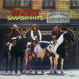 Smash Hits - The Jimi Hendrix Experience