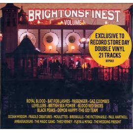 Brightonsfinest (Volume 1) - Various