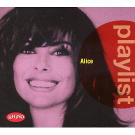 Playlist - Alice Cooper