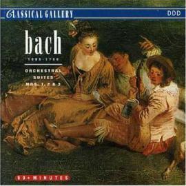 ORCHESTRAL SUITES 1,2 & 3 - J.S. BACH