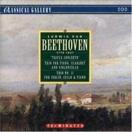 TRIPLE CONCERTO - L.V. BEETHOVEN
