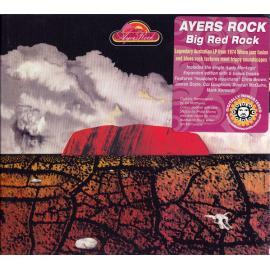 Big Red Rock - Ayers Rock