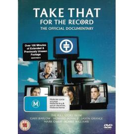 FOR THE RECORD - Take That