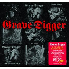 Let Your Heads Roll - The Very Best Of The Noise Years 1984-1986 - Grave Digger