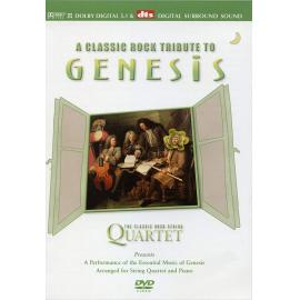 The Genesis Chamber Suite - The Classic Rock String Quartet