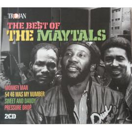 The Best Of The Maytals - The Maytals