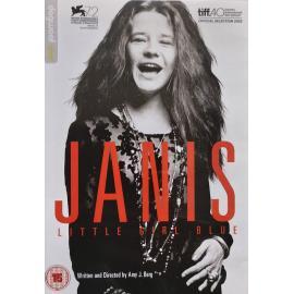 Janis: Little Girl Blue - Janis Joplin