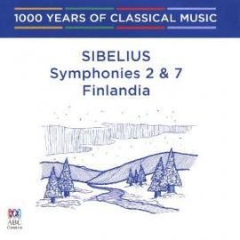 Symphonies 2 & 7 | Finlandia - Jean Sibelius
