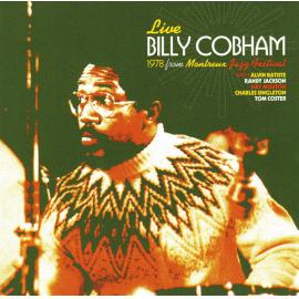 Live 1978 From Montreux Jazz Festival - Billy Cobham