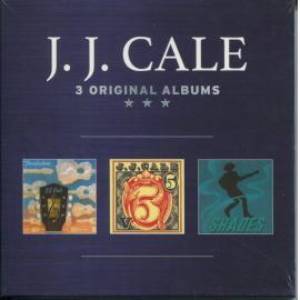 3 Original Albums - J.J. Cale