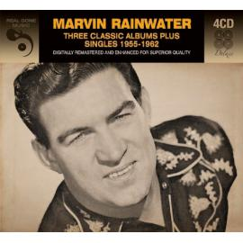 Three Classic Albums Plus Singles 1955-1962 - Marvin Rainwater