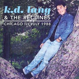 Chicago IL, July 1988 - K.D. Lang And The Reclines