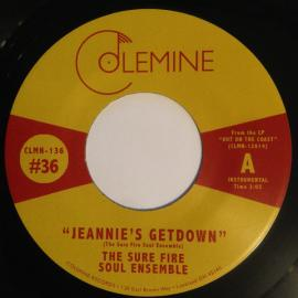 Jeannie's Get Down / A Message From The Meters - The Sure Fire Soul Ensemble