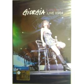 Ladra Di Vento Live 03/04 - Giorgia