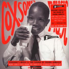 Coxsone's Music 2: The Sound Of Young Jamaica (More Early Cuts From The Vaults Of Studio One 1959-63) - Various Production
