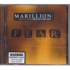 FEAR (F*** Everyone And Run) - Marillion