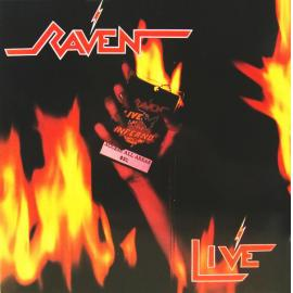 Live At The Inferno - Raven
