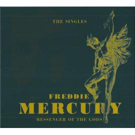 Messenger Of The Gods: The Singles - Freddie Mercury