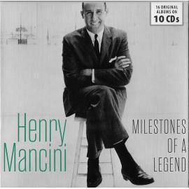 Milestones Of A Legend - Henry Mancini