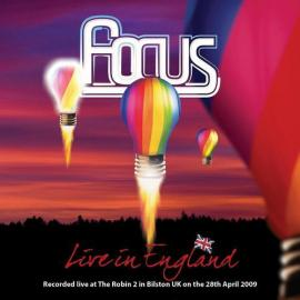 Live In England - Focus