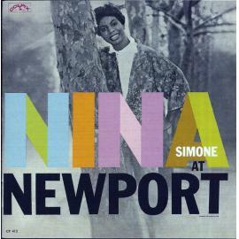 Nina At Newport - Nina Simone
