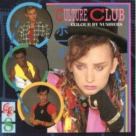 Colour By Numbers - Culture Club