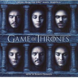 Game Of Thrones (Music From The HBO Series) Season 6 - Ramin Djawadi