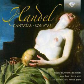 Cantatas / Sonatas - Georg Friedrich Händel