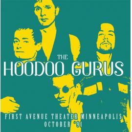 First Avenue Theater Minneapolis October '91 - Hoodoo Gurus