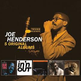 5 Original Albums - Joe Henderson