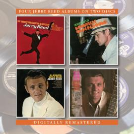 The Unbelievable Guitar And Voice Of Jerry Reed/Nashville Underground/Alabama Wild Man/Better Things In Life - Jerry Reed