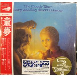 Every Good Boy Deserves Favour - The Moody Blues