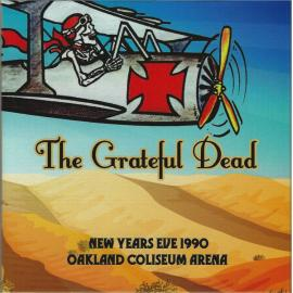 New Years Eve 1990 Oakland Coliseum Arena - The Grateful Dead