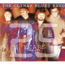25 Years 1968-1993 - Climax Blues Band