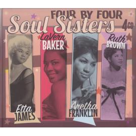 Four By Four Soul Sisters - Etta James