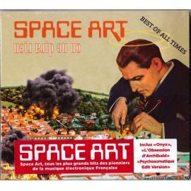On Ne Dira Rien: Best Of All Times - Space Art
