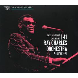 Zurich 1961 - Ray Charles And His Orchestra