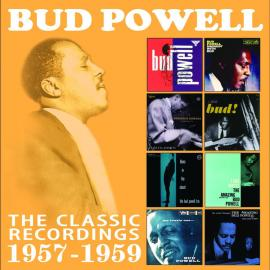The Complete Albums Collection 1957-1959 - Bud Powell