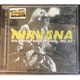 Hollywood Rock Festival, Rio '93 - Nirvana
