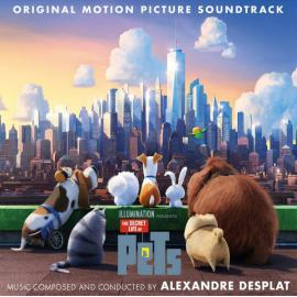 The Secret Life Of Pets (Original Motion Picture Soundtrack) - Alexandre Desplat