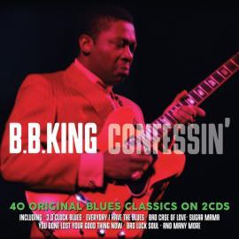 Confessin' - 40 Original Blues Classics On 2 Cds - B.B. King