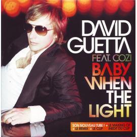 Baby When The Light - David Guetta