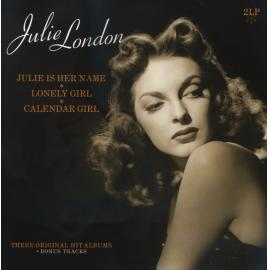 Three Original Hit Albums + Bonus Tracks - Julie London