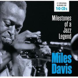 Milestones Of A Jazz Legend - Miles Davis