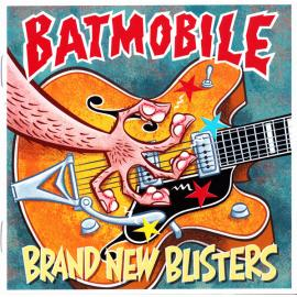 Brand New Blisters - Batmobile
