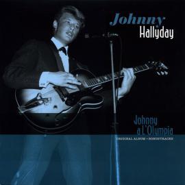 Johnny A L'Olympia - Johnny Hallyday
