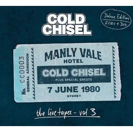 The Live Tapes - Vol 3 - Cold Chisel