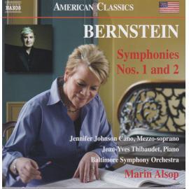 Symphonies No. 1 And 2 - Leonard Bernstein