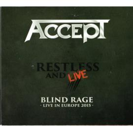 Restless And Live (Blind Rage - Live In Europe 2015) - Accept